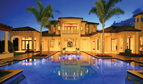 Central florida luxury communities gated guarded golf for Luxury mansions for sale in florida
