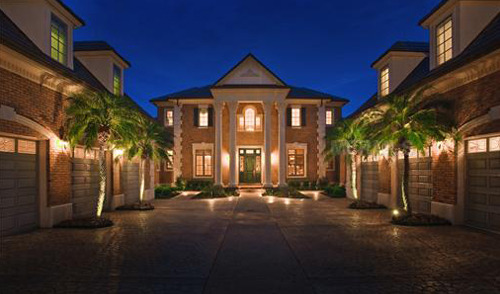Image gallery luxury homes in florida for Florida estates for sale