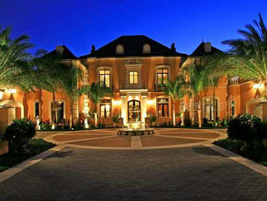 top 10 ultra luxury mansions for sale in central florida On top mansiones
