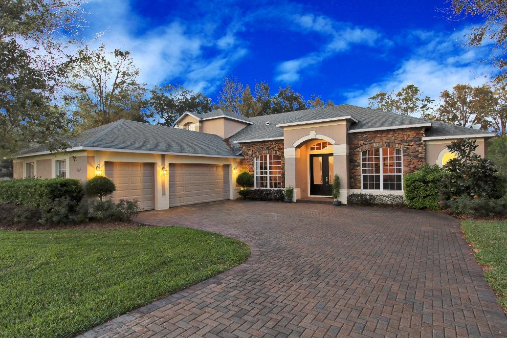 Wekiva run homes for sale wekiva run real estate apopka for Florida estates for sale
