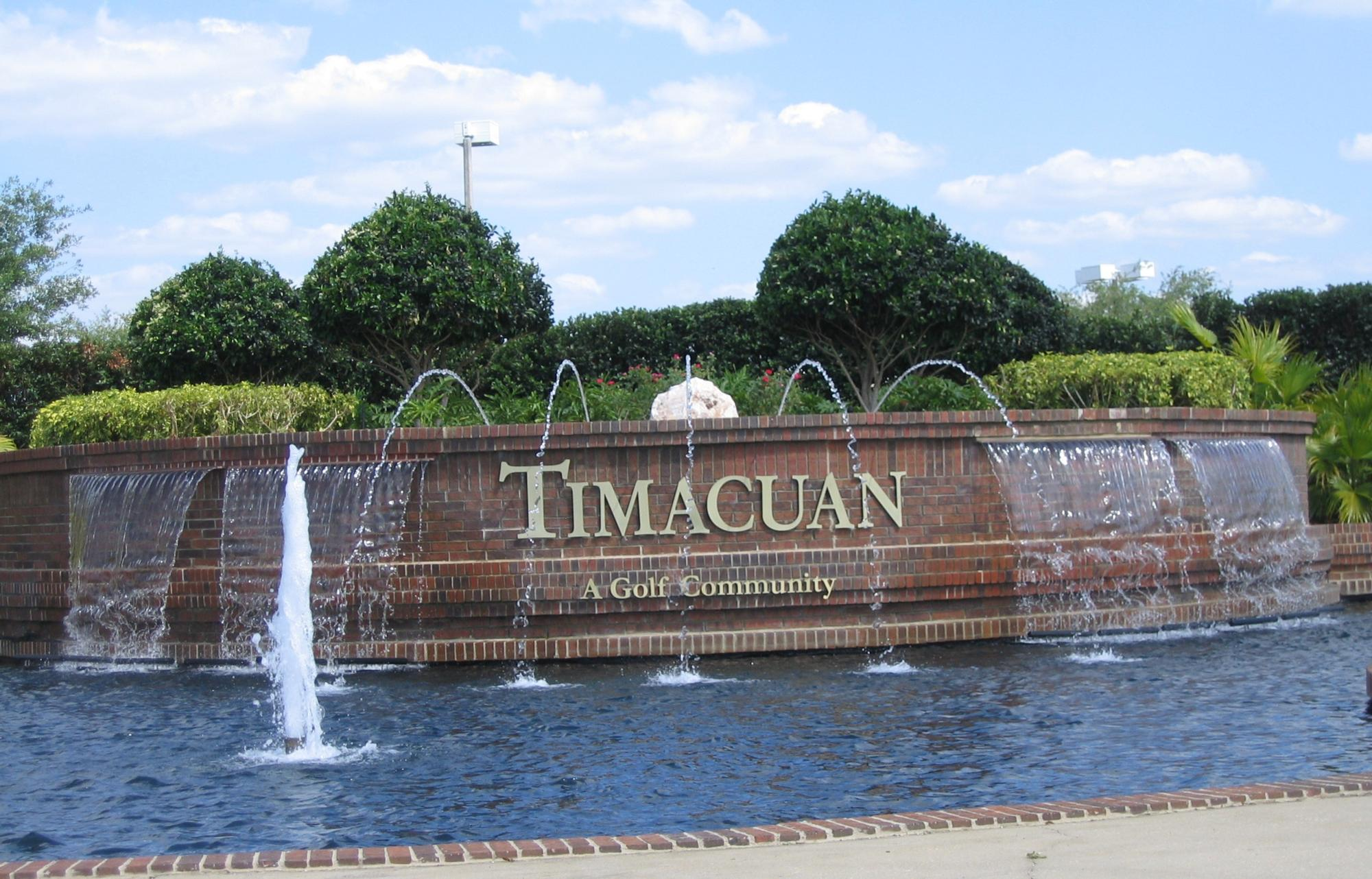 Timacuan Lake Mary FL