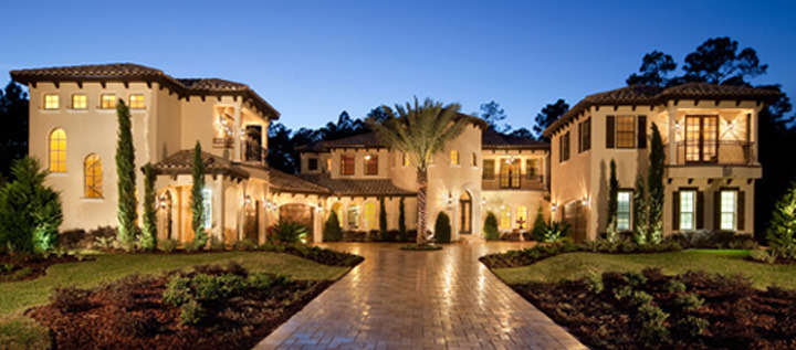 Luxury Florida Villa Crystal Beach