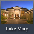 Lake Mary Home for Sale